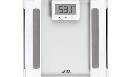 Laica PS5010W Body Fat Elettronica