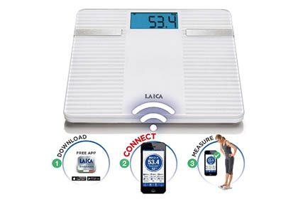 Laica PS7003 Smart Bilancia Elettronica