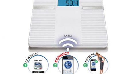 Laica PS7003 Smart Bilancia Elettronica